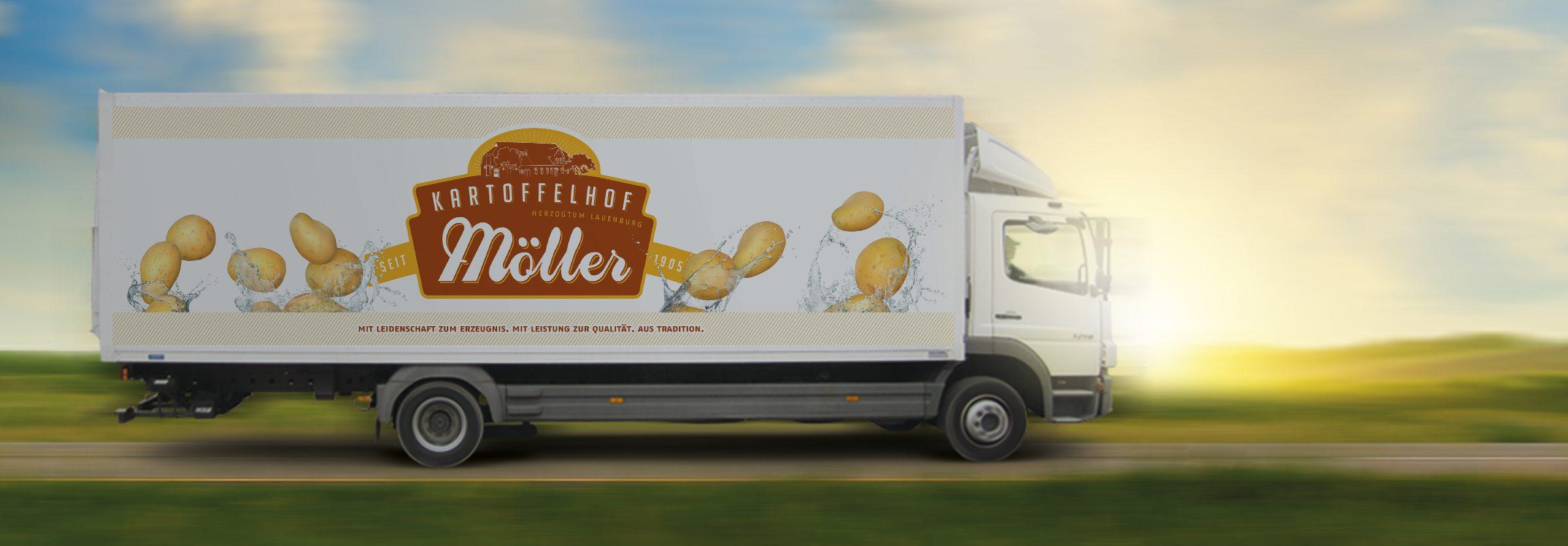 Kartoffelhof Möller Bartelsdorf - Kartoffeln Herzogtum Lauenburg